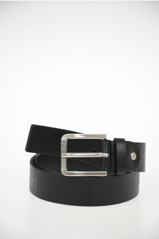 35mm Leather Belt