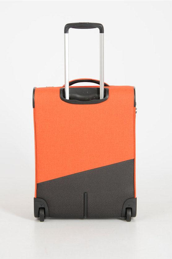 ADVENTURE Cabin Trolley 55cm 2W Orange