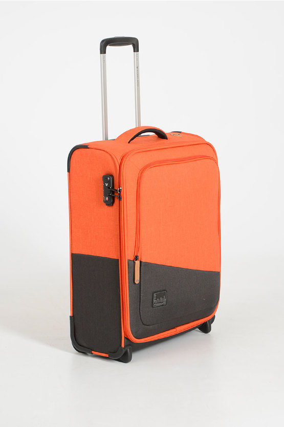 ADVENTURE Trolley Cabina 55cm 2R Arancio