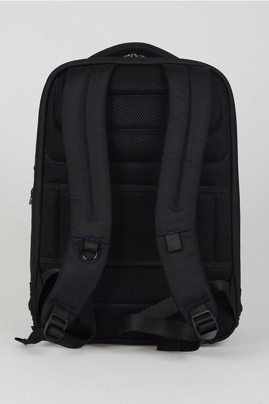 AEROSPACE Laptop Backpack 15.6'' Black