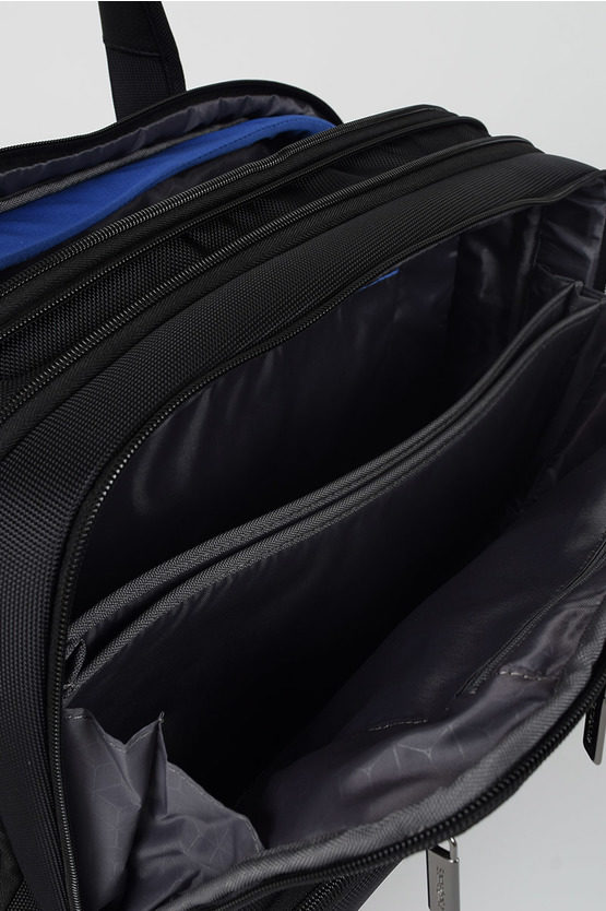 AEROSPACE Laptop Business Bag 15.6'' Black