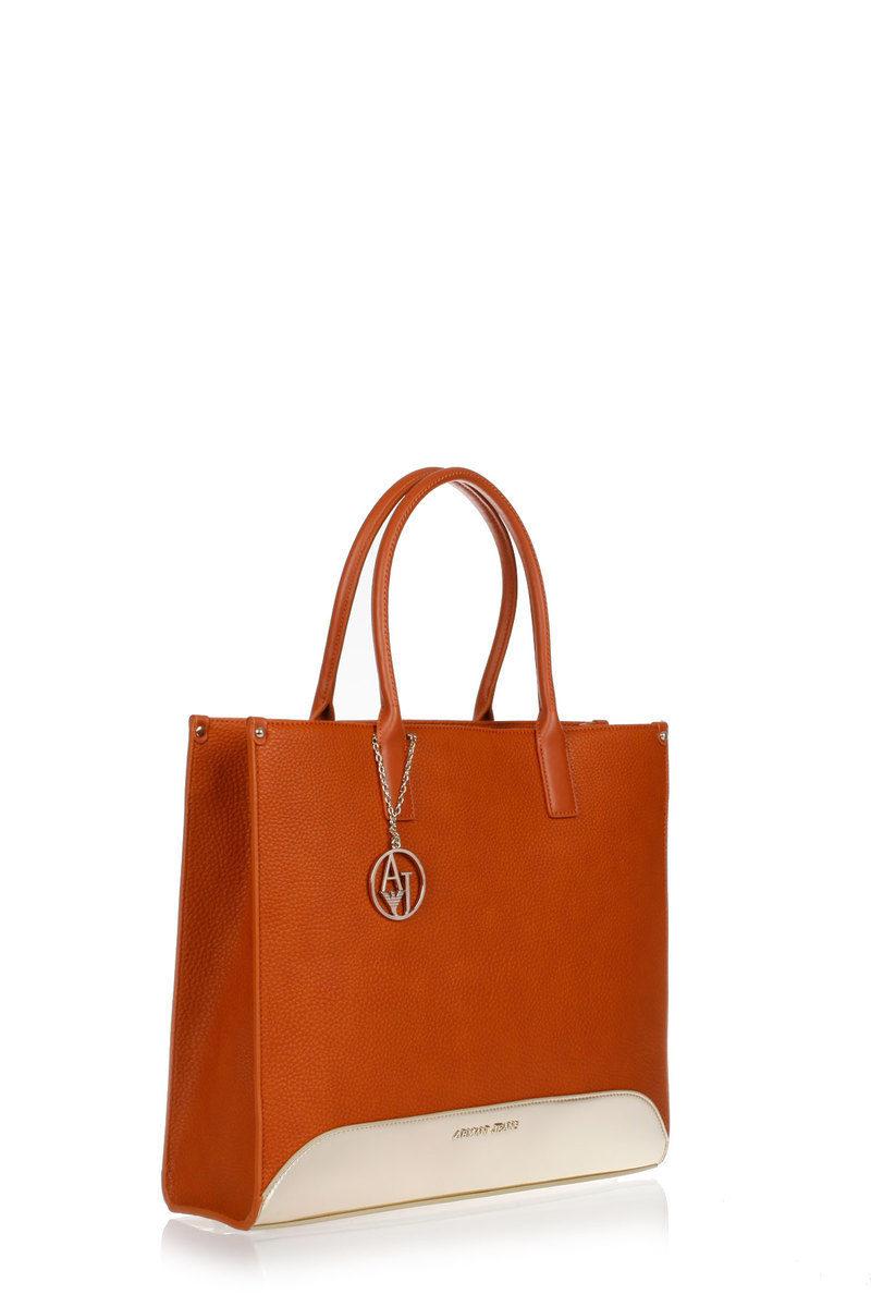 Armani ARMANI JEANS Shopper Bag L women - Cuoieria Shop On-line 20693d52a19d
