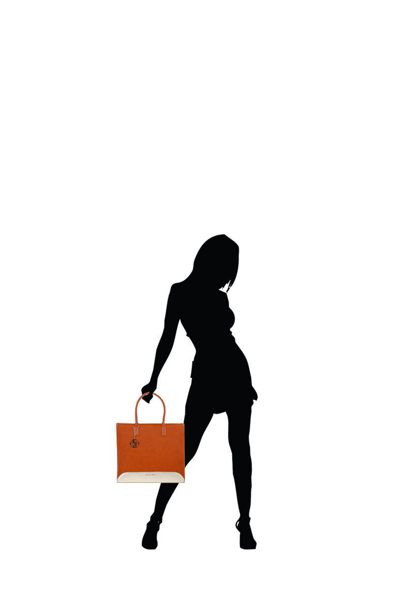 promo code 7c56b 621a2 ARMANI JEANS Shopper Bag L Armani women - Cuoieria Shop On-line