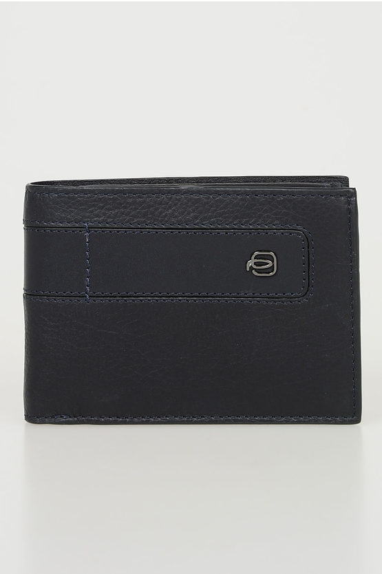 BAE Leather Wallet Blue