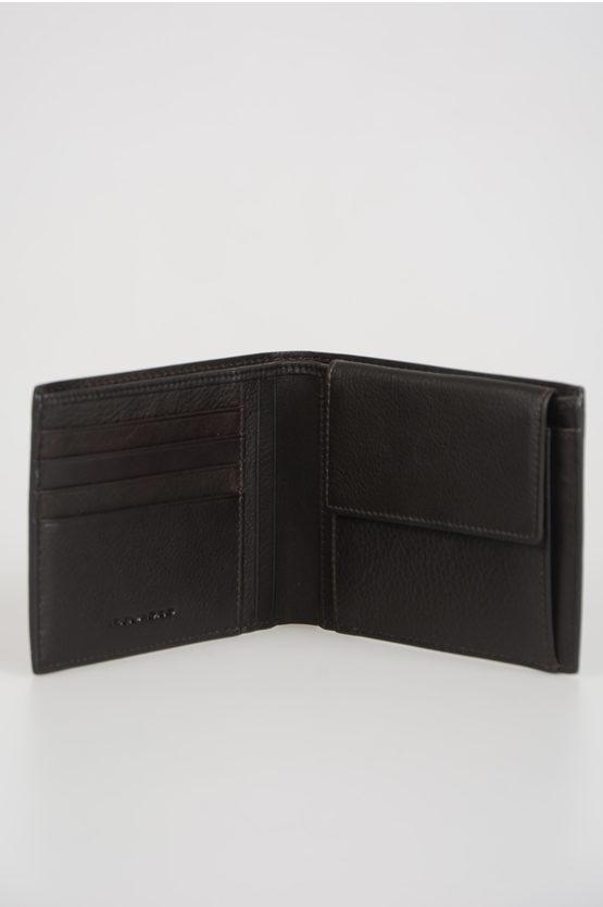 BAE Leather Wallet Brown