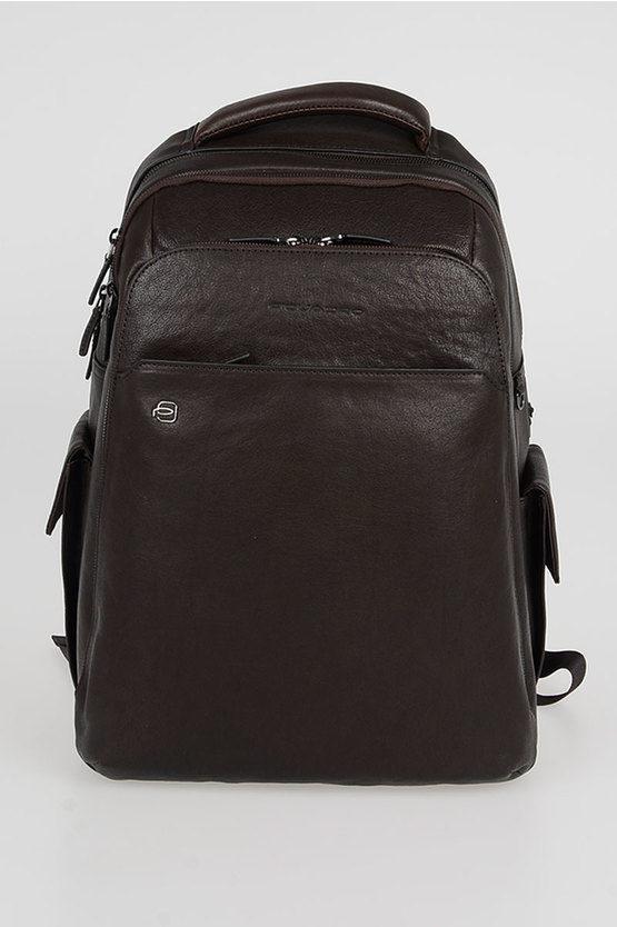 BAGMOTIC Backpack for PC iPad Dark Brown