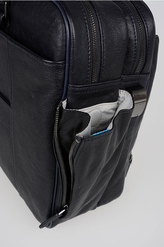 BAGMOTIC Briefcase Blue