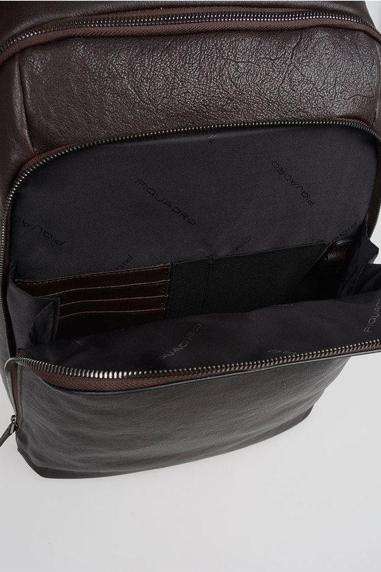 BAGMOTIC Zaino porta PC/iPad Testa di Moro