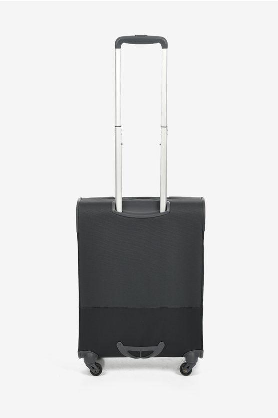 BASE BOOST Cabin Trolley 55cm 4W Black