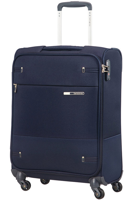 BASE BOOST Cabin Trolley 55cm 4W Blue
