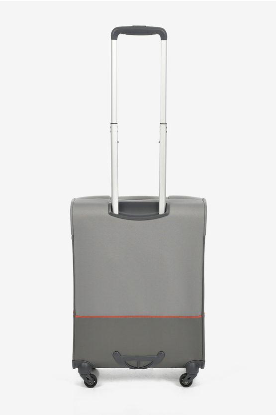 BASE BOOST Cabin Trolley 55cm 4W Grey