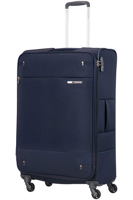 BASE BOOST Large Trolley 78cm 4W Expandable Blue