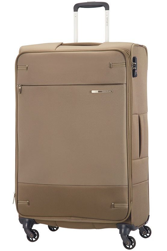 BASE BOOST Large Trolley 78cm 4W Expandable Brown