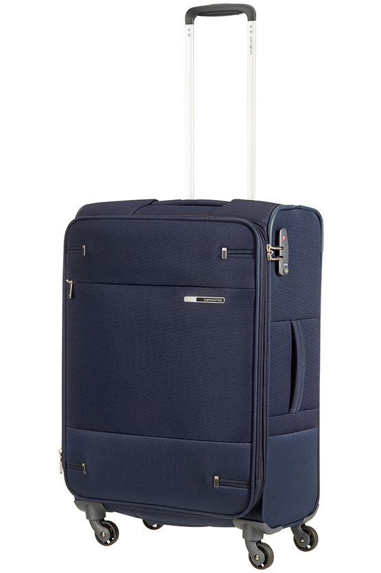 BASE BOOST Medium Trolley 66cm 4W Expandable Blue