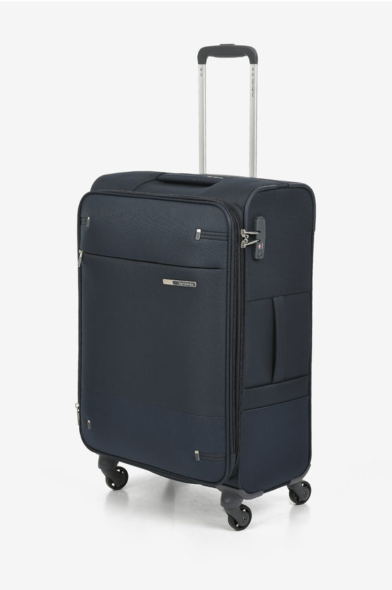 BASE BOOST Medium Trolley 66cm 4W Expandable Blue