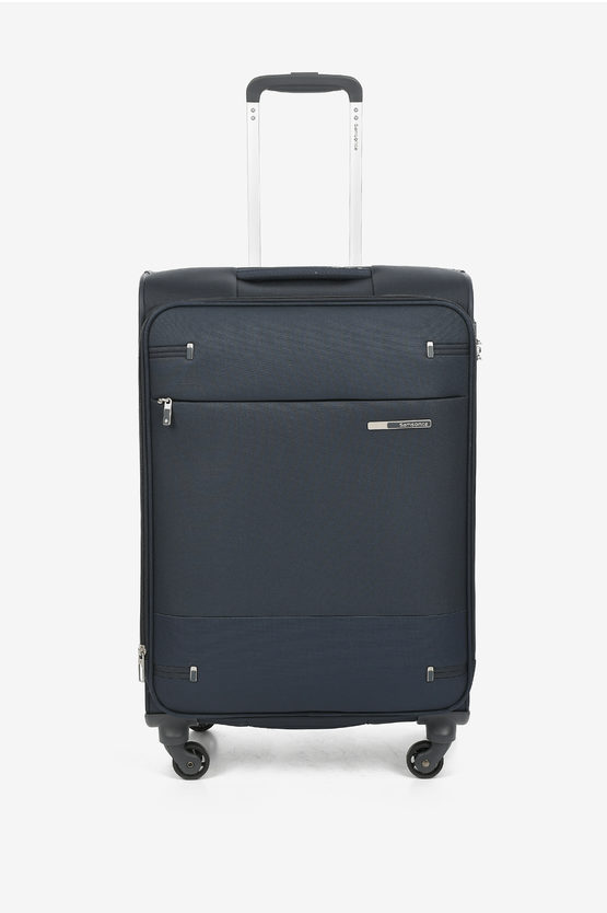 BASE BOOST Trolley Medio 66cm 4R Espandibile Blu
