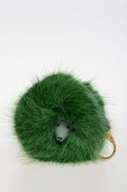 f79a913256 Shrimps JERRY MASCOT Faux Fur Bag Charm. € 90.00 € 45.00. size  Unica · -50%