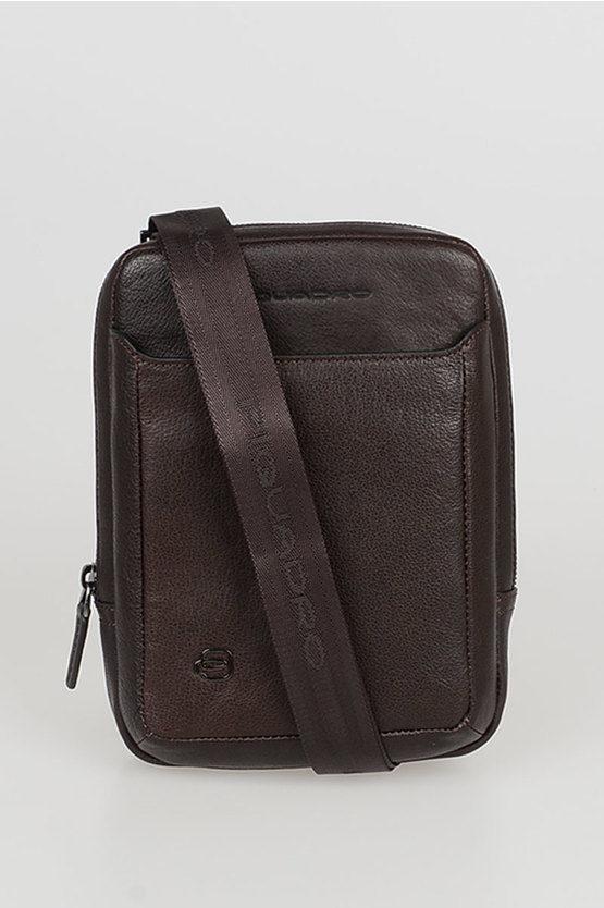 BLACK SQUARE Borsello porta iPad®mini Testa Moro