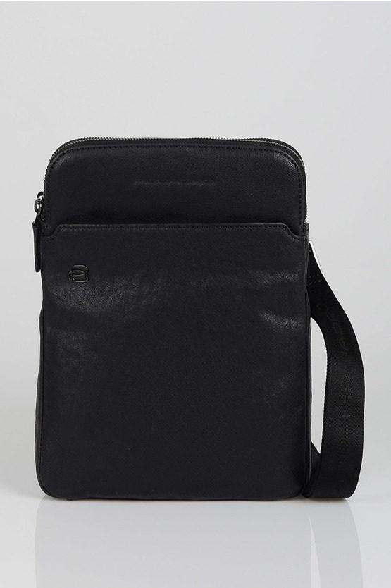 BLACK SQUARE Borsello porta iPad Air/Pro Nero