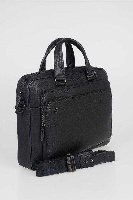 BLACK SQUARE Briefcase for PC iPad®Air/Pro 9.7 CONNEQU Blue