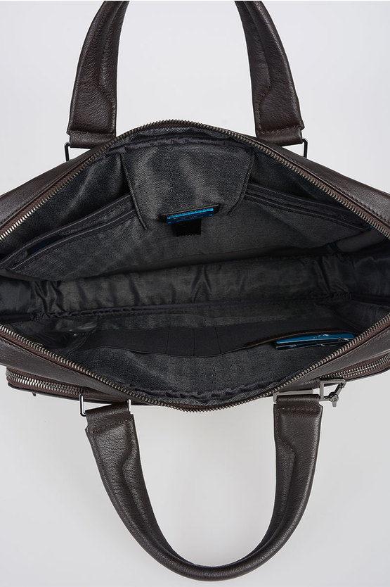BLACK SQUARE Briefcase for PC iPad®Air/Pro 9.7 CONNEQU Brown