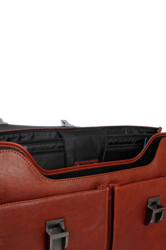 BLACK SQUARE Briefcase for PC iPad®Air/Pro 9.7 CONNEQU Buff