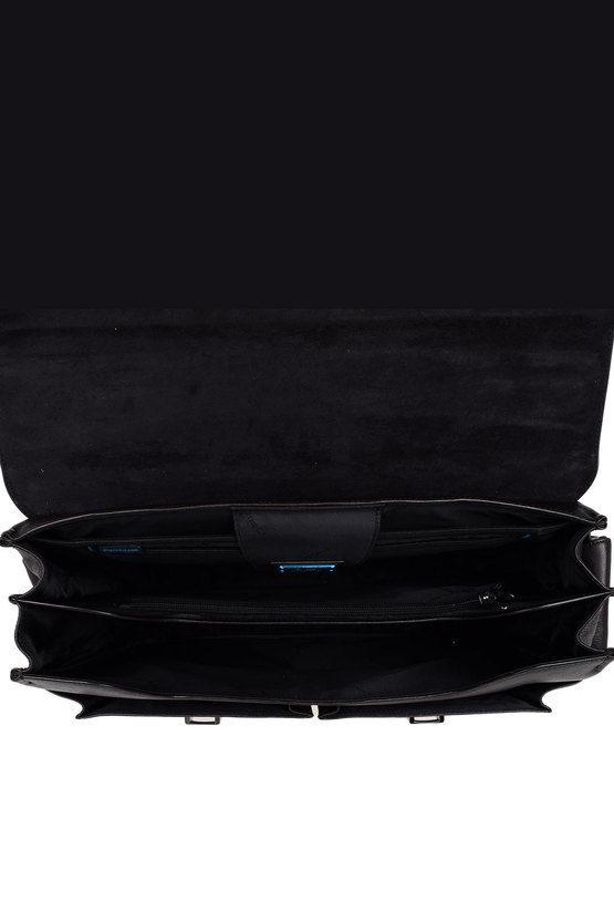 BLACK SQUARE Cartella porta PC iPad®Air Pro 9.7 CONNEQU Testa di Moro