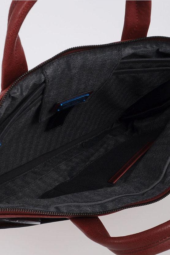 BLACK SQUARE Cartellina Sottile Espandibile Rosso