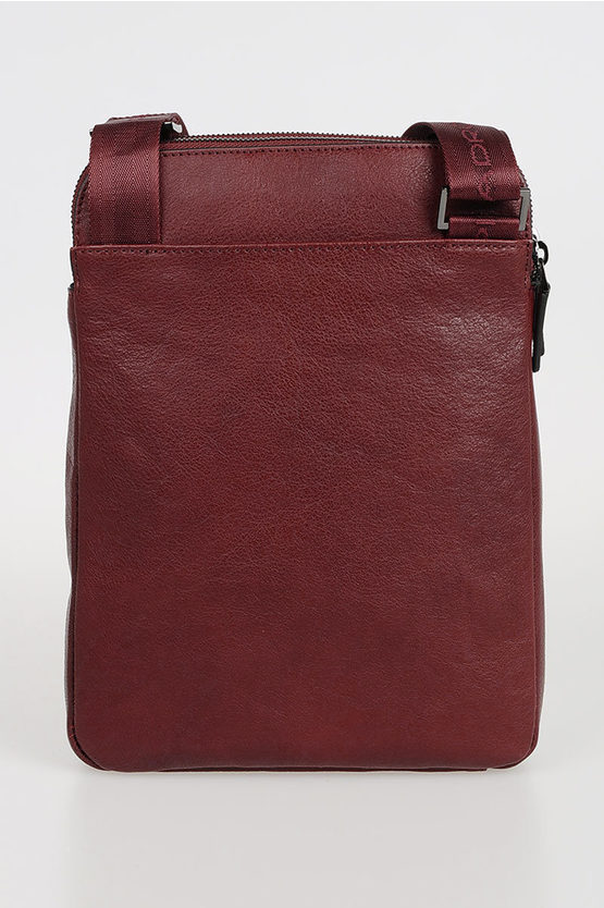 BLACK SQUARE Crossbody Bag for iPad Air/Pro Red
