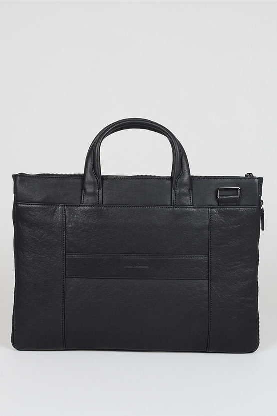 BLACK SQUARE Laptop Briefcase Black