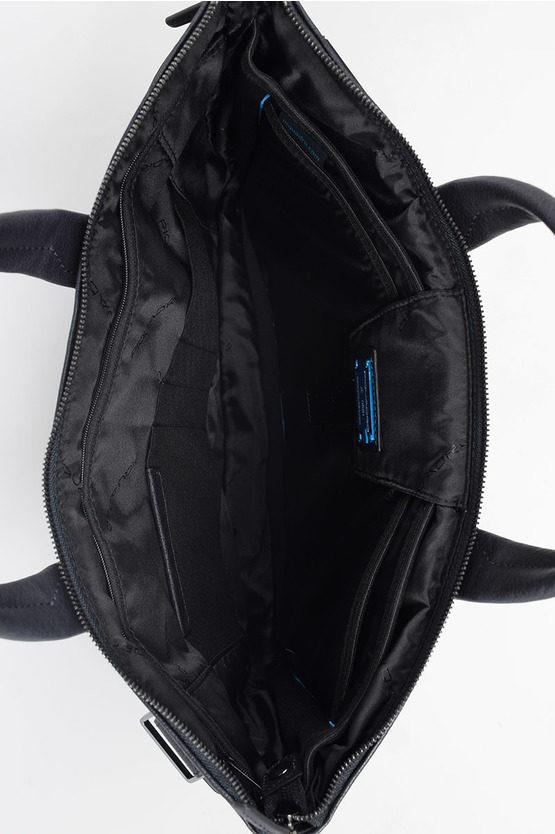 BLACK SQUARE Laptop Briefcase Blue