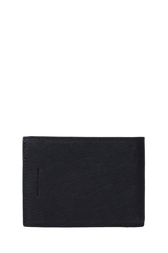 BLACK SQUARE Portafoglio con Portamonete Blu
