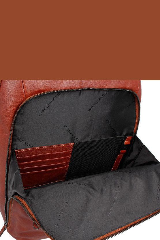 BLACK SQUARE Zaino porta PC/iPad®Air/Pro 9.7 Cuoio