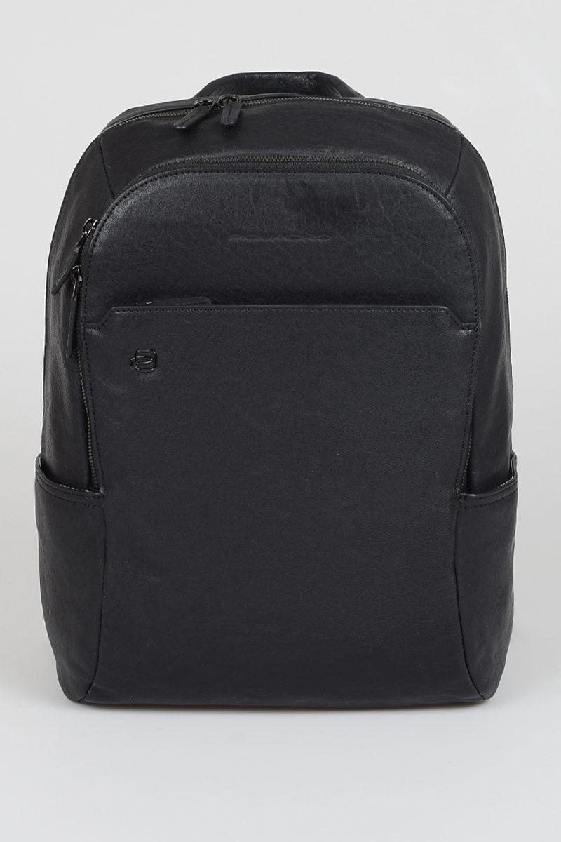 32c1e82a71b170 BLACK SQUARE Zaino porta PC/iPad®Air/Pro 9 Nero Piquadro uomo ...