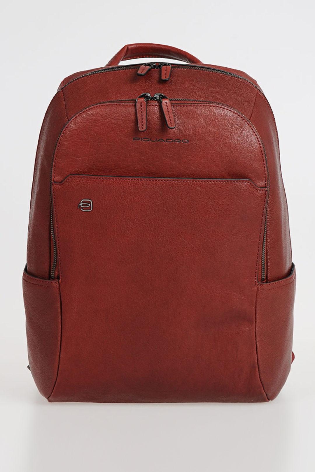 6a034027fee1dc BLACK SQUARE Zaino porta PC/iPad®Air/Pro 9 Rosso Piquadro uomo ...
