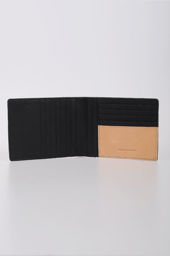 BLADE Wallet with Credit Card Holder Black