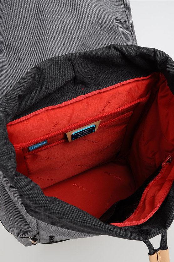 BLADE Zaino porta PC iPad®Air/Pro 9.7 Grigio