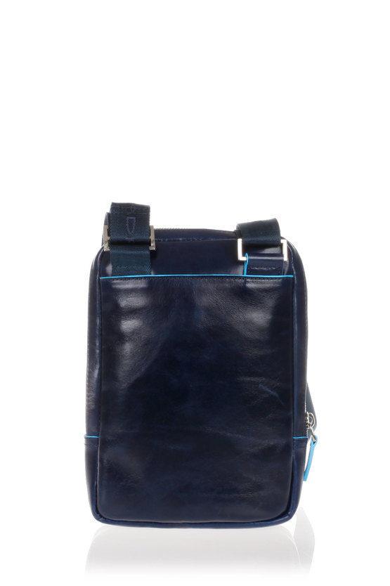 BLUE SQUARE Borsello a Tracolla Blu