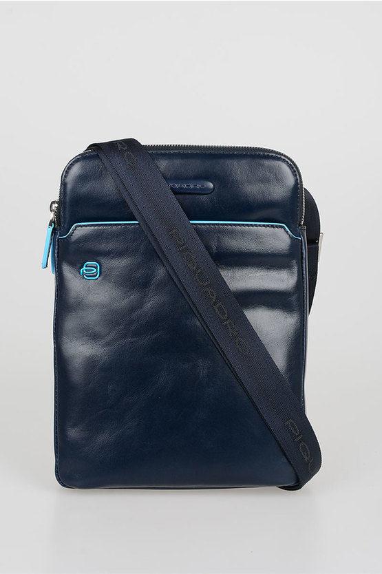Piquadro BLUE SQUARE Borsello Blu uomo - Cuoieria Shop On-line c0d75a7358a