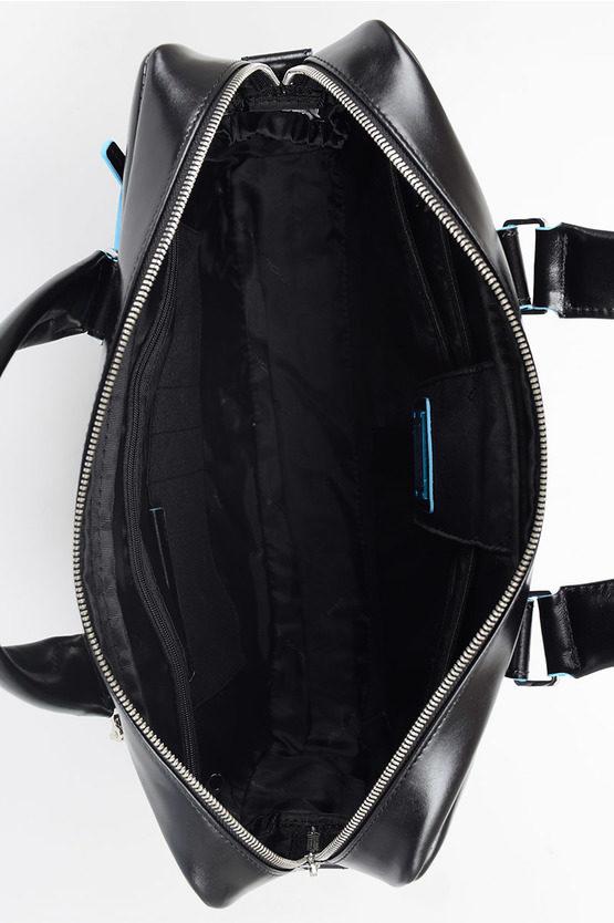 BLUE SQUARE Cartellina porta PC/iPad Nero