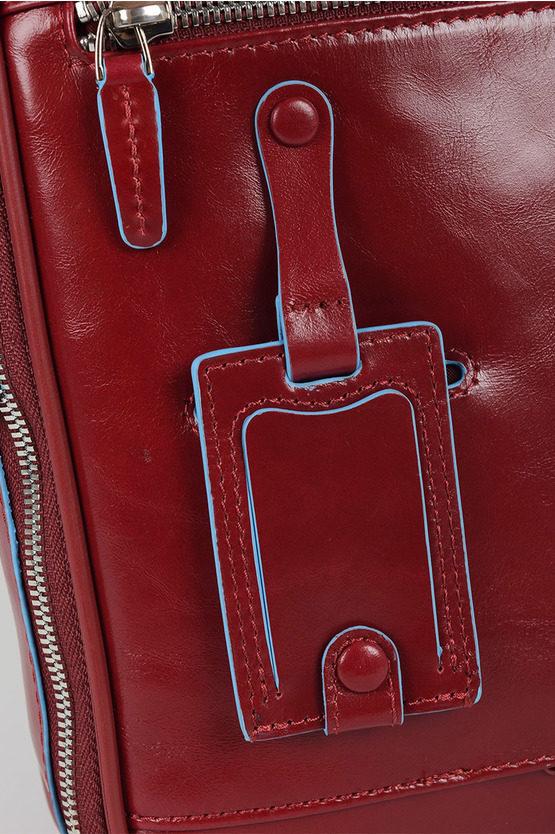 BLUE SQUARE Cartellina Porta PC Rosso