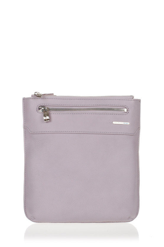 BLUE SQUARE Crossbody Bag Purple