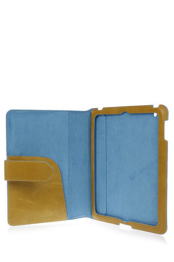 BLUE SQUARE Custodia Leggio Porta iPad Giallo