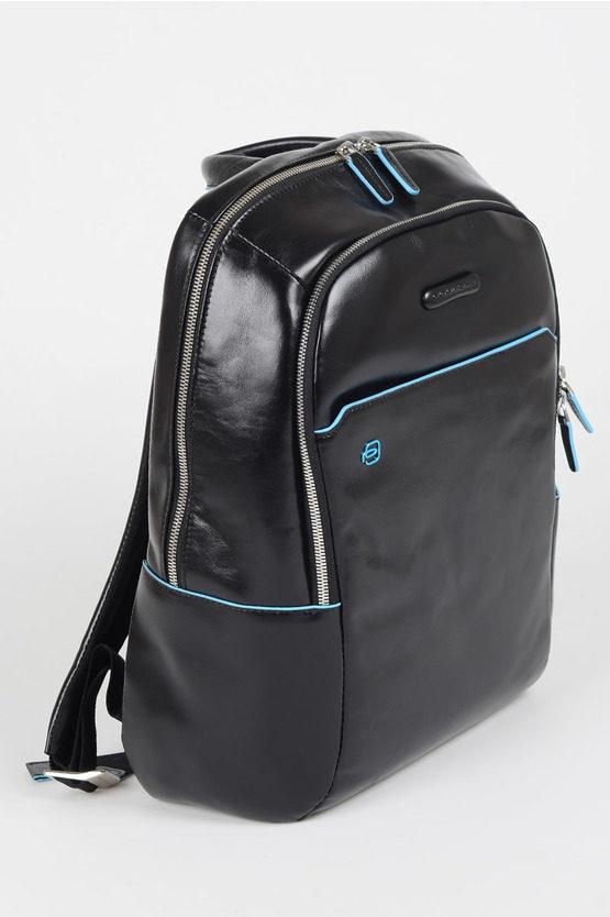 BLUE SQUARE Laptop Backpack 13'' Black