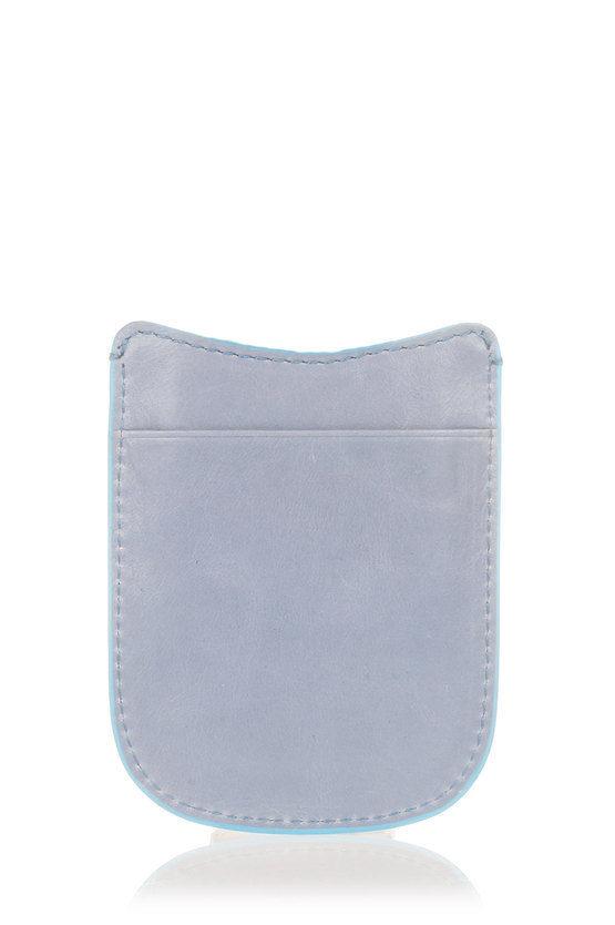BLUE SQUARE Smarthone Case Light Blue