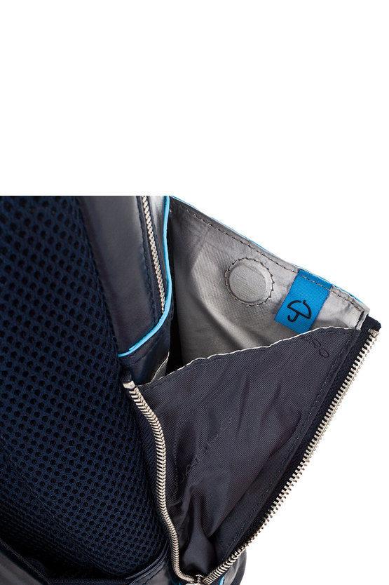 BLUE SQUARE Zaino Porta PC 13'' Blu