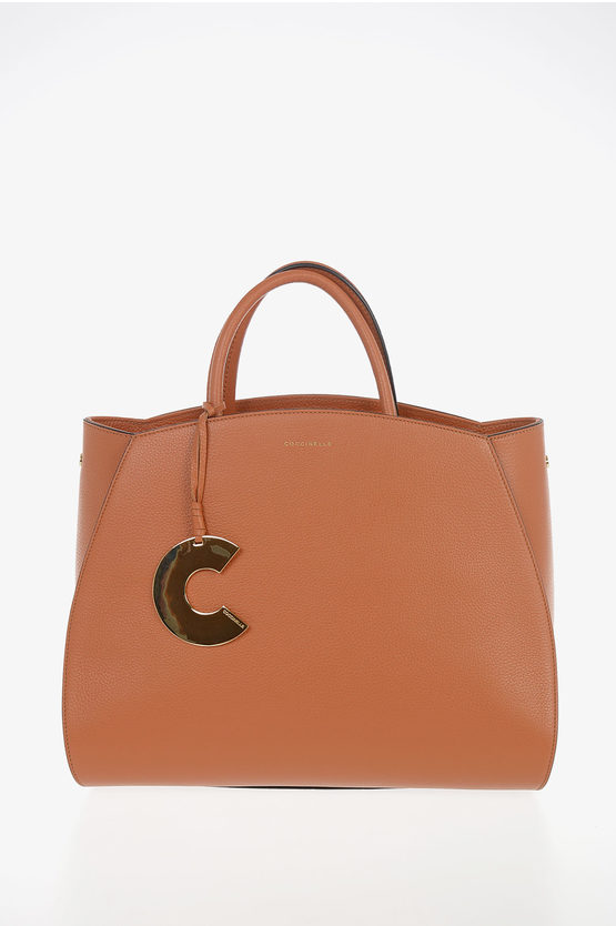 Borsa CONCRETE in Pelle