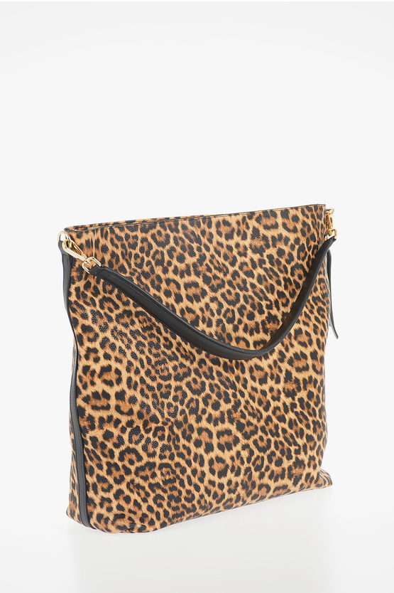 Borsa HOBO GRETA Leopardata