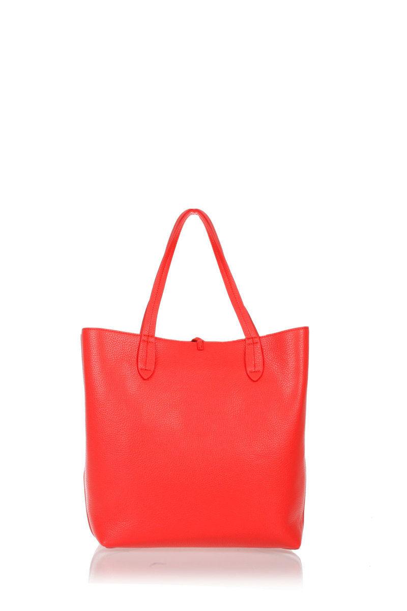 77a12c4999 Borsa Shopper Doppio Manico Patrizia Pepe donna - Cuoieria Shop On-line
