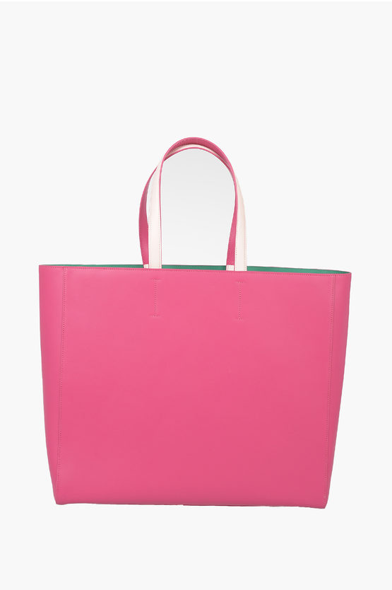 Borsa Shopper TRAVEL IN LOVE in Pelle